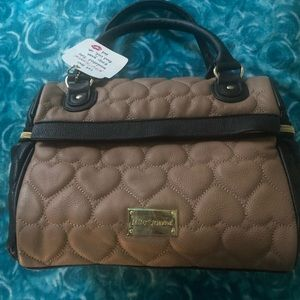 Betsey Johnson Lunch bag brand new never used